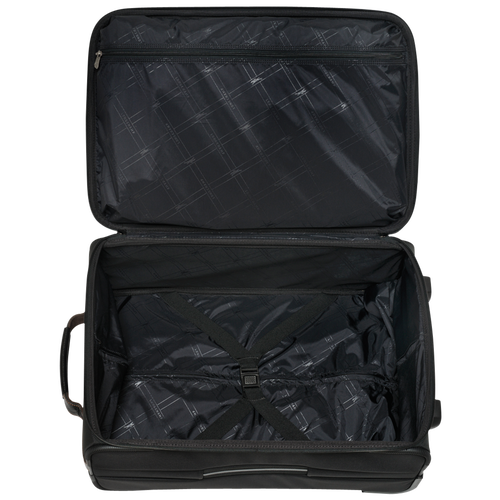 Cabin suitcase, Black, hi-res - View 3 of 3
