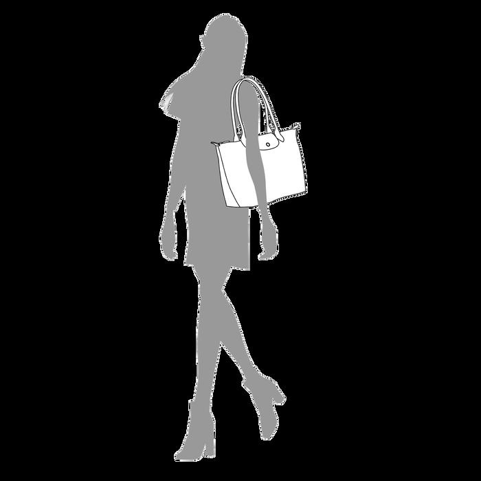 Shoulder bag S, Grey - View 8 of 8.0 - zoom in