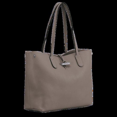 Shoulder  bag L, Grey, hi-res - View 2 of 3