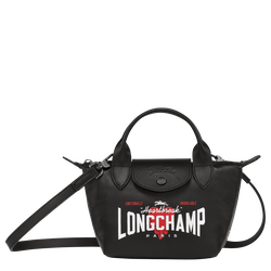 Top handle bag XS, Black