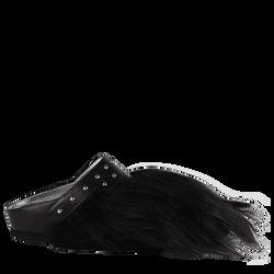 Sandales plates, 001 Noir, hi-res