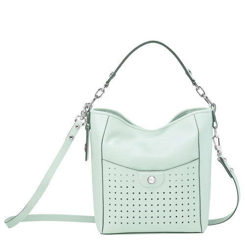 Small bucket bag, Celadon, hi-res - View 1 of 3