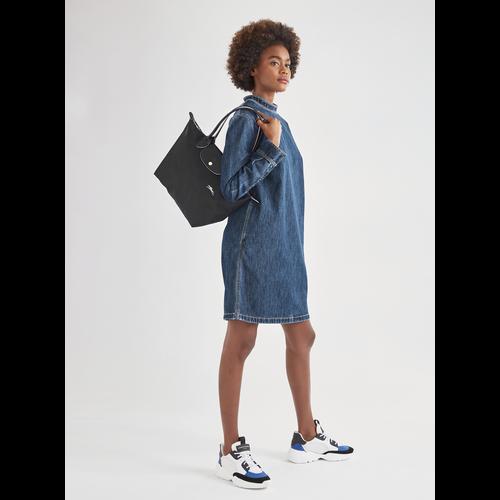 Le Pliage Club Shoulder bag S, Pinky