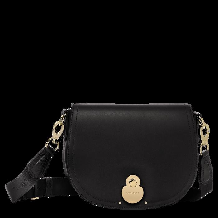 Cavalcade Crossbody bag M, Black
