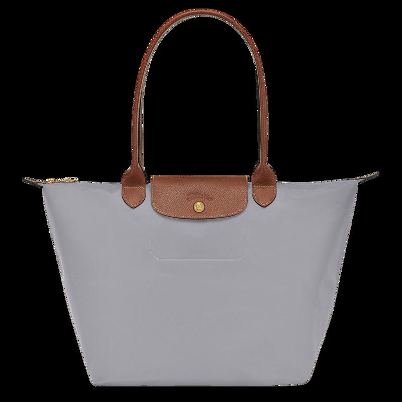 Shoulder bag L, Grey - View 1 of  5 - zoom in