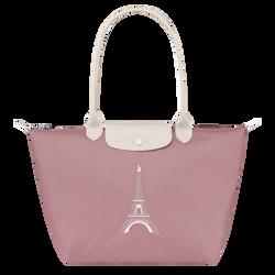 肩揹包L, 藕粉色
