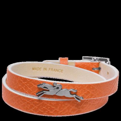 Bracelet double tours, Orange, hi-res - Vue 1 de 1