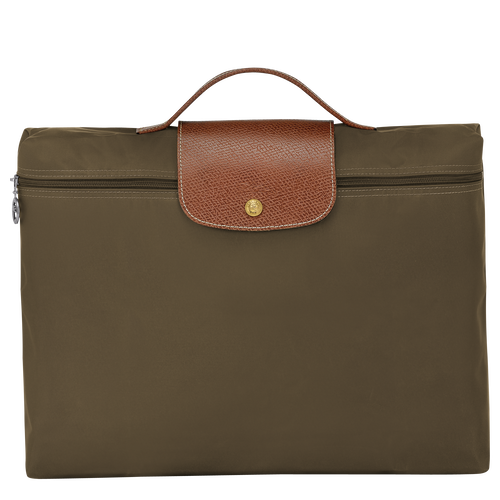 Briefcase S, Khaki - View 1 of  4 -