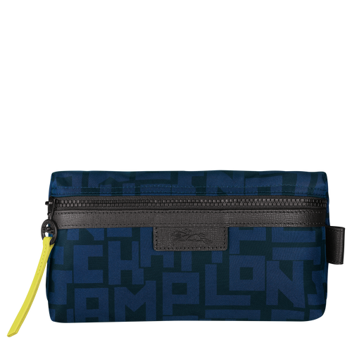 Pouch, Black/Navy - View 1 of  3 -