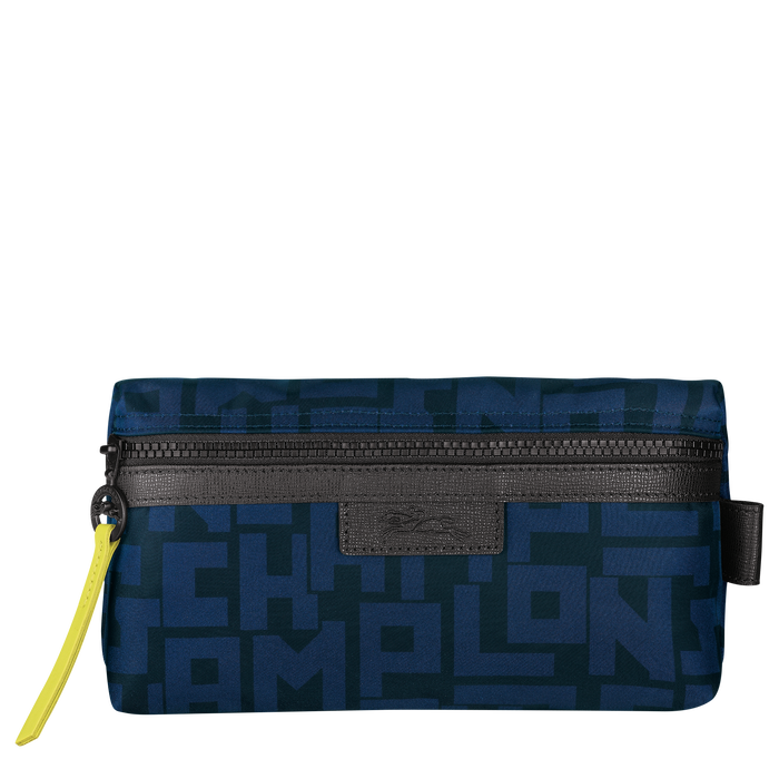 Pouch, Black/Navy - View 1 of  3 - zoom in