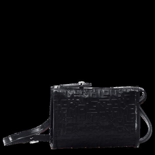 View 1 of Crossbody bag, Black, hi-res