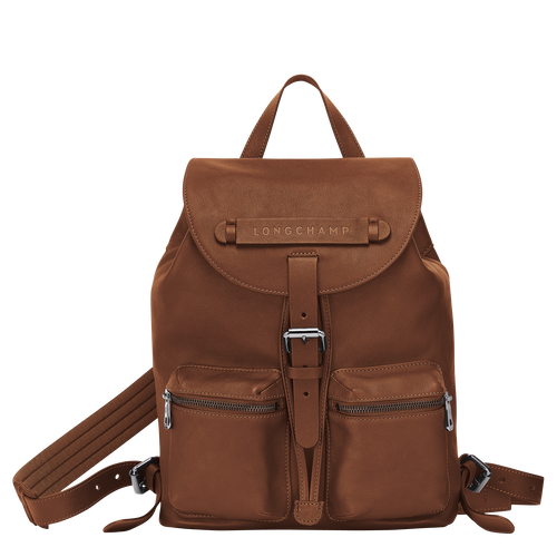 Backpack S, Cognac, hi-res - View 1 of 3