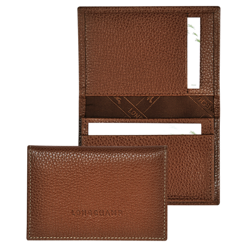 View 1 of Cardholder, 504 Cognac, hi-res