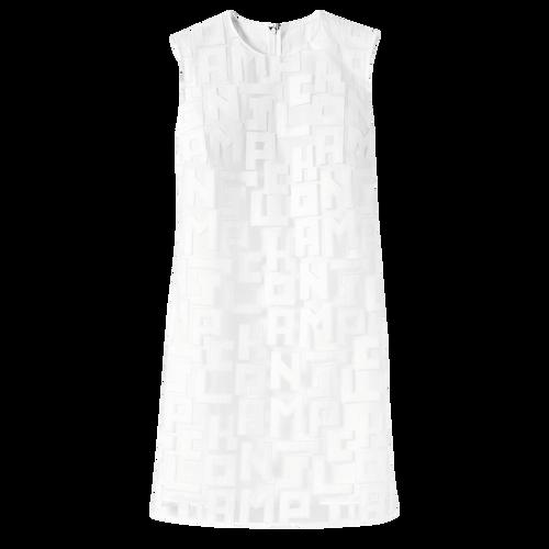 Kollektion Frühjahr/Sommer 2021 Kleid, Weiss