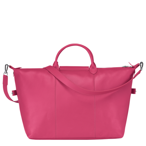 Travel bag L, Pink/Silver - View 3 of  3 -