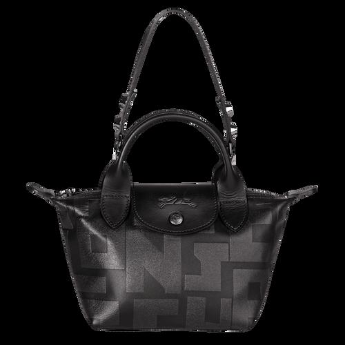 Vue 1 de Mini sac porté main, 001 Noir, hi-res