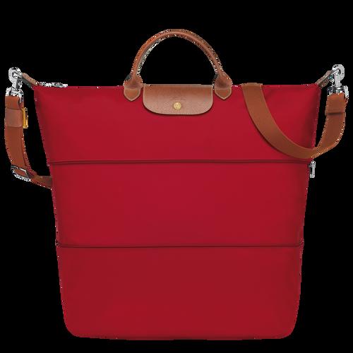Sac de voyage extensible Le Pliage Rouge (L1911089545) | Longchamp FR