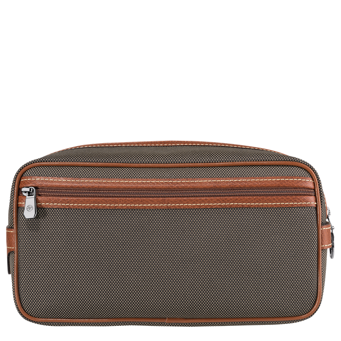 Toiletry case, Brown - View 3 of 3 - zoom in