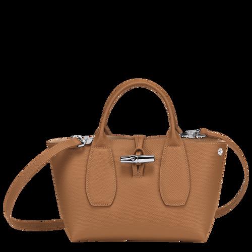 Sac porté main S Roseau Naturel (10095HPN016) | Longchamp FR