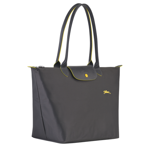 Shoulder bag L, Gun metal, hi-res - View 2 of 5