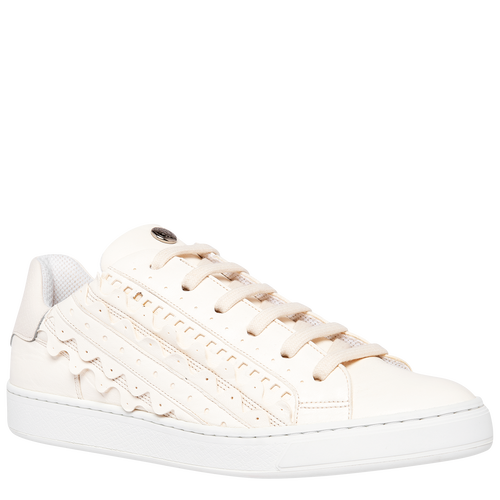 Sneakers, Ivory - View 2 of 4 -