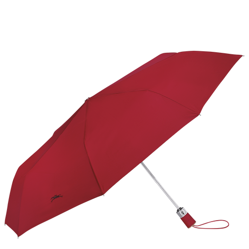 Retractable umbrella, Red Kiss/Peony - View 1 of 1 -