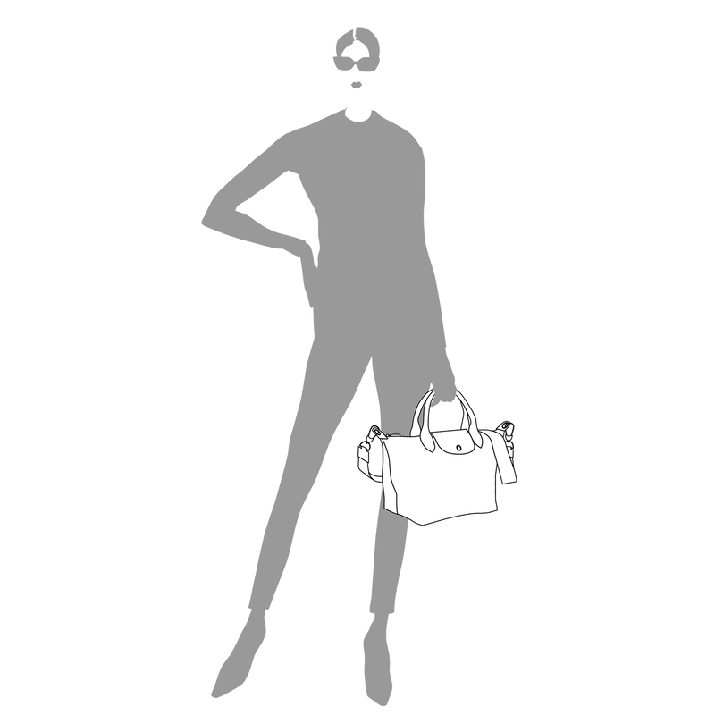 Top handle bag S, Black - View 4 of  5 - zoom in