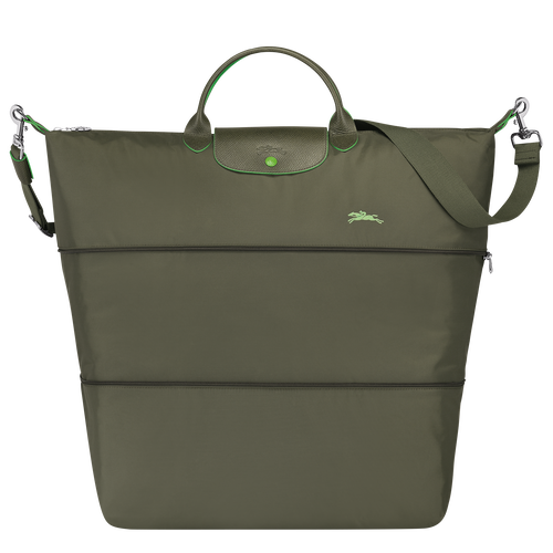 Travel bag, Longchamp Green - View 1 of 4 -