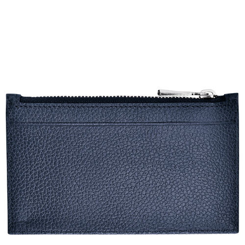 Coin purse, Navy - View 2 of  2 -