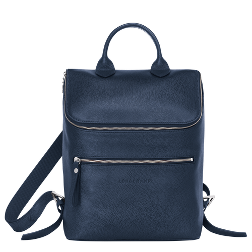 Backpack Le Foulonné Navy (10065021556) | Longchamp US