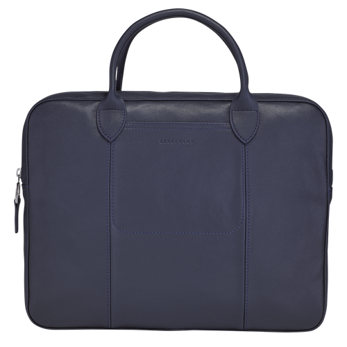 Briefcase, Navy - View 1 of  3.0 -