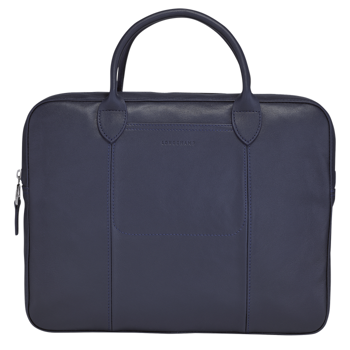 Briefcase, Navy - View 1 of  3.0 - zoom in