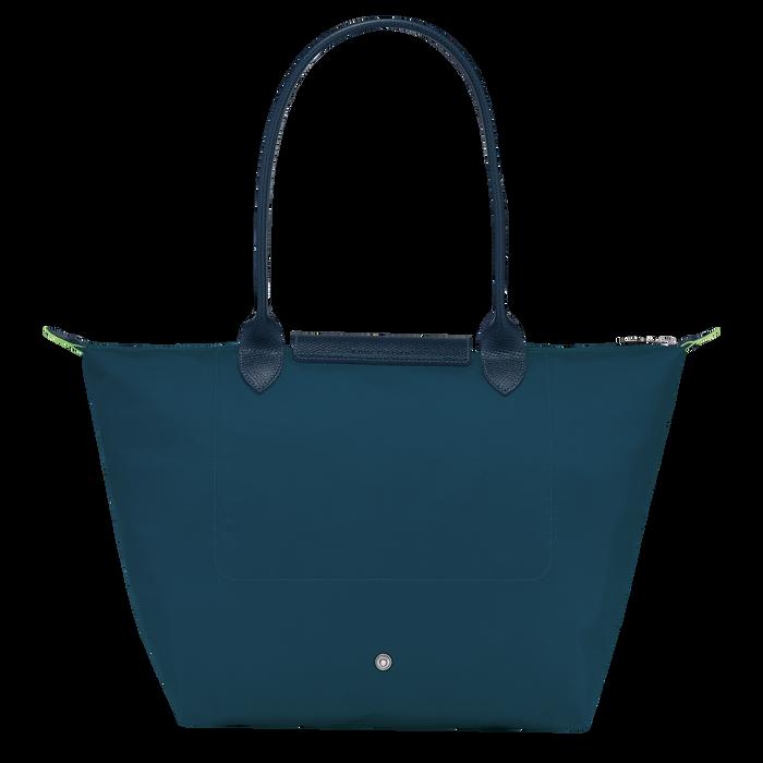 Le Pliage Green Sac shopping L, Océan