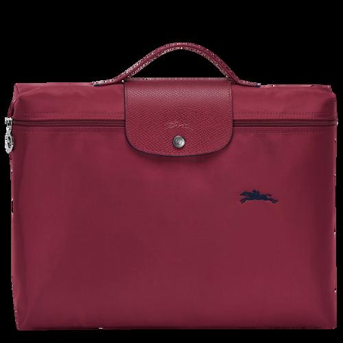Briefcase S, Garnet red - View 6 of 6 -
