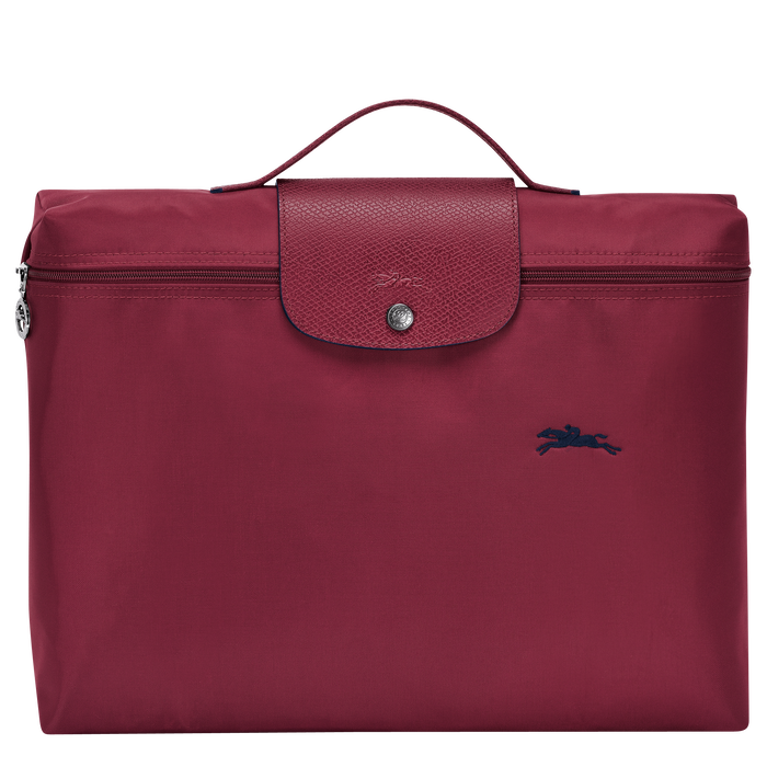 Briefcase S, Garnet red - View 6 of 6 - zoom in