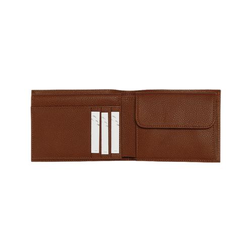 Small wallet, 504 Cognac, hi-res