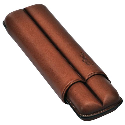 Zigarren-Etui, Braun, hi-res - View 1 of 2