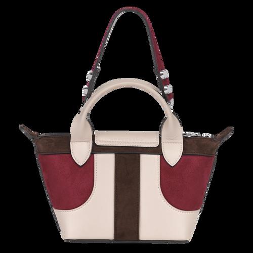 Top handle bag, Brandy, hi-res - View 3 of 3