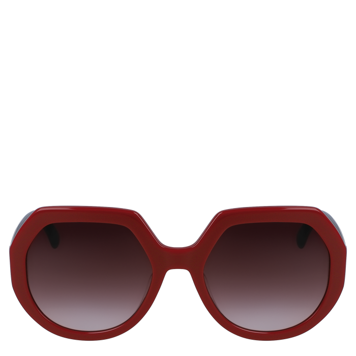 Sunglasses, Burgundy - View 1 of 2.0 - zoom in