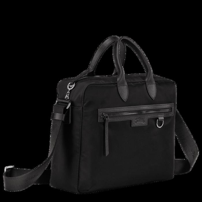 Briefcase, Black/Ebony - View 2 of 4 - zoom in