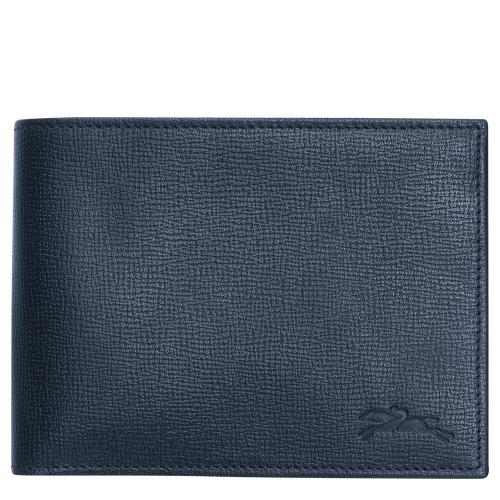 View 1 of Small wallet, Navy, hi-res