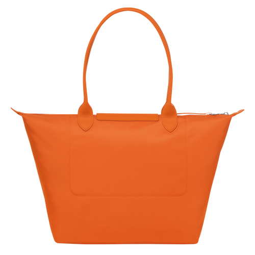 Shoulder bag L, Orange, hi-res - View 3 of 3