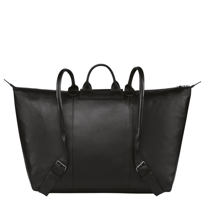 Longchamp x EU Backpack, Black