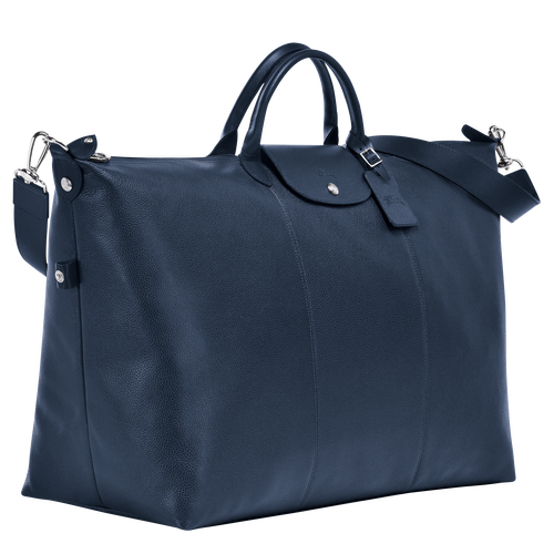 Travel bag L, Navy - View 2 of  5 -