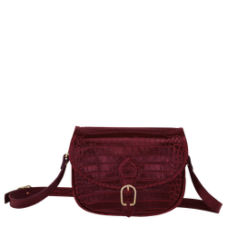 Crossbody bag S, Burgundy