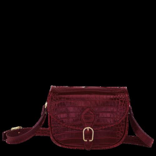 Crossbody bag S, Burgundy - View 1 of  3 -