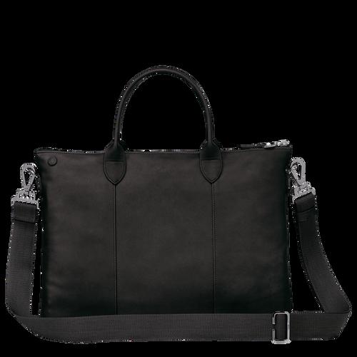 手提包, 黑色, hi-res - 3 的視圖 3