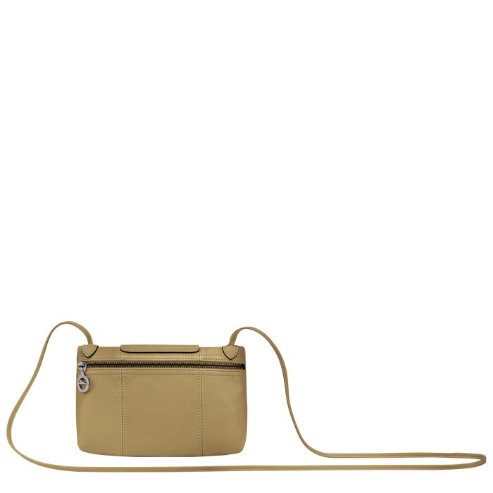 Crossbody bag, Khaki - View 3 of  3 - zoom in