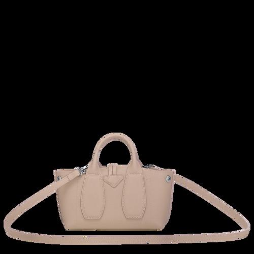 Top handle bag S, Sand, hi-res - View 4 of 4
