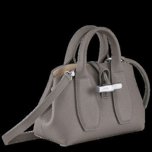 Roseau Top handle bag XS, Turtledove